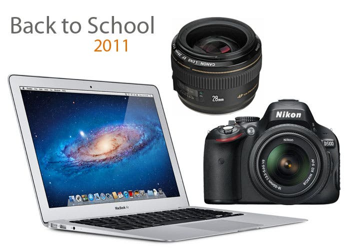 Phoblographer Back to School Special