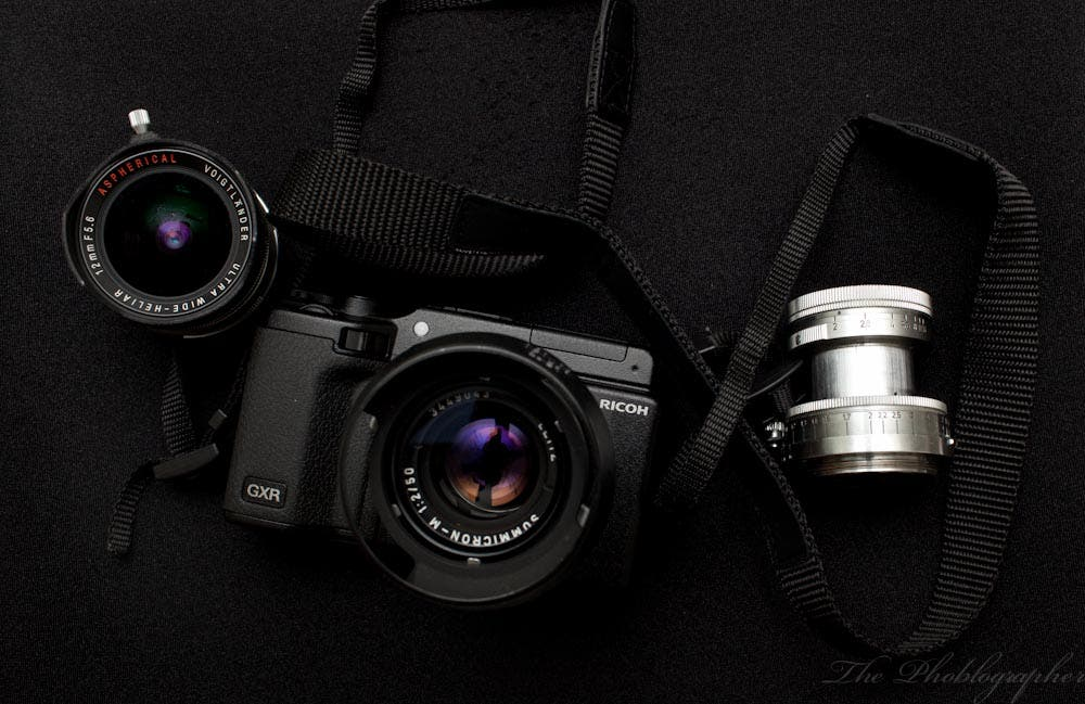 Using the Ricoh GXR and A12 Leica M Mount Module for Street Photography