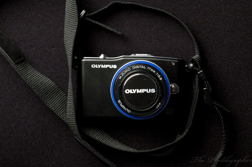 Combined Review: Olympus E-PM1