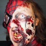 Chris Gampat New York Comic Con Day 3 edits spidey zombie (1 of 1)