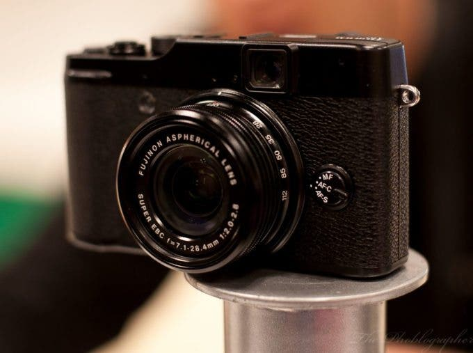Chris Gampat The Phoblographer Fuji X10 hands on review (18 of 21)