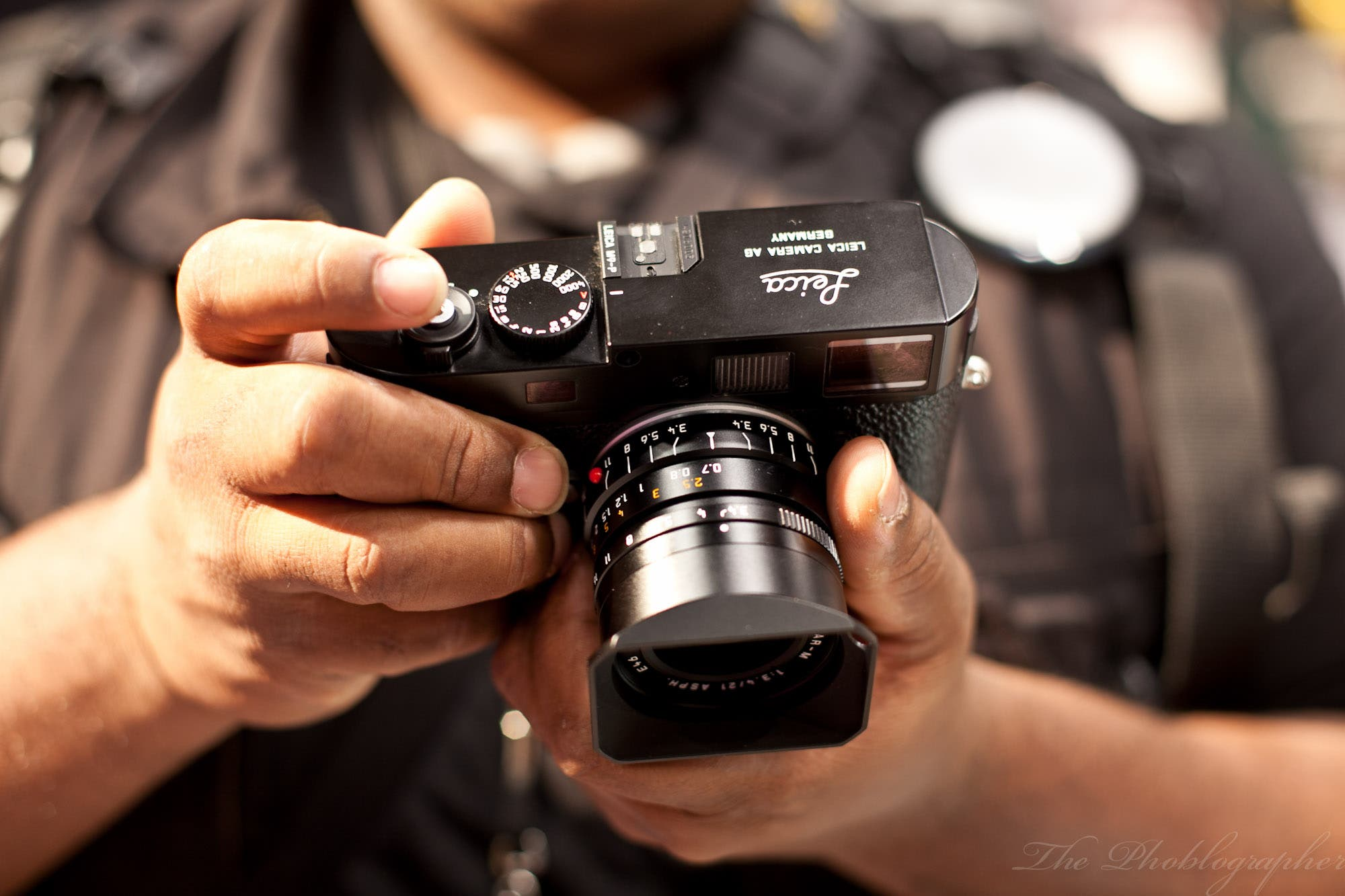 Quick Hands On Review: Leica 21mm f3.4 Elmarit Lens