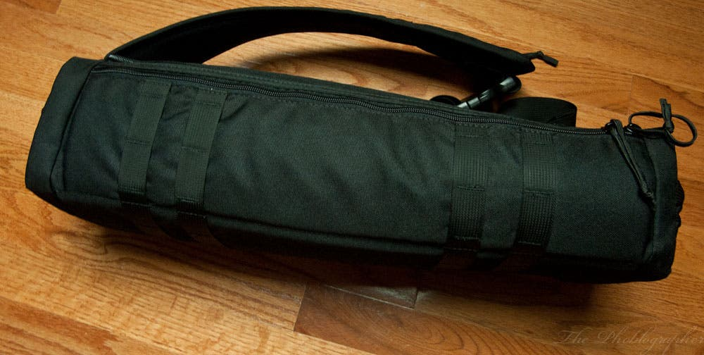 Review: The Urban Quiver Camera Bag