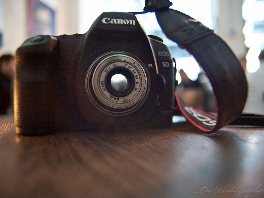 Review: Argus 50mm f3.5 Cintar Hacked for Canon EOS