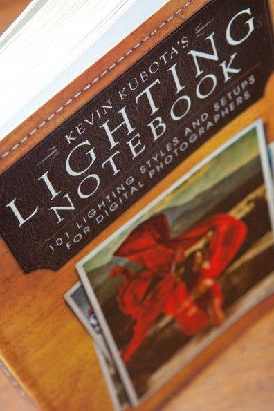 Kevin Kubota's Lighting Notebook