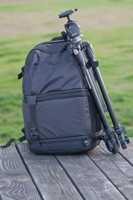 Review: Lowepro 350AW DSLR Video Pack