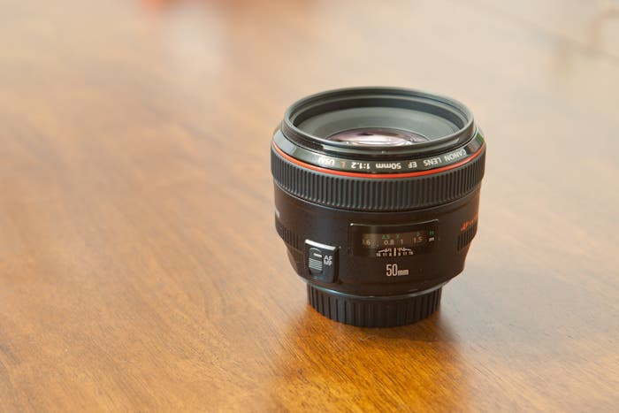 Long Term Review: Canon EF 50mm f/1.2L