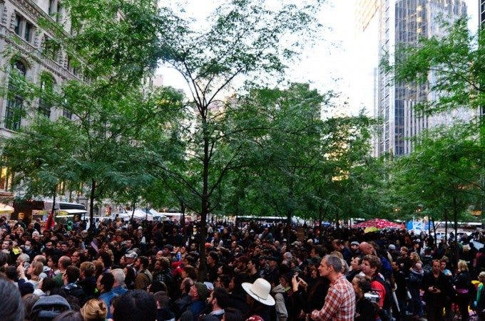 ows crowd shot