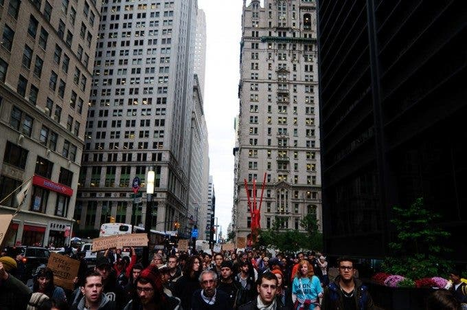 ows march shot