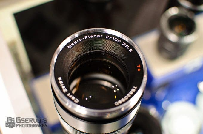 Quick Hands on: Zeiss Makro-Planar T* 100mm f/2 ZF 2 Lens for Nikon