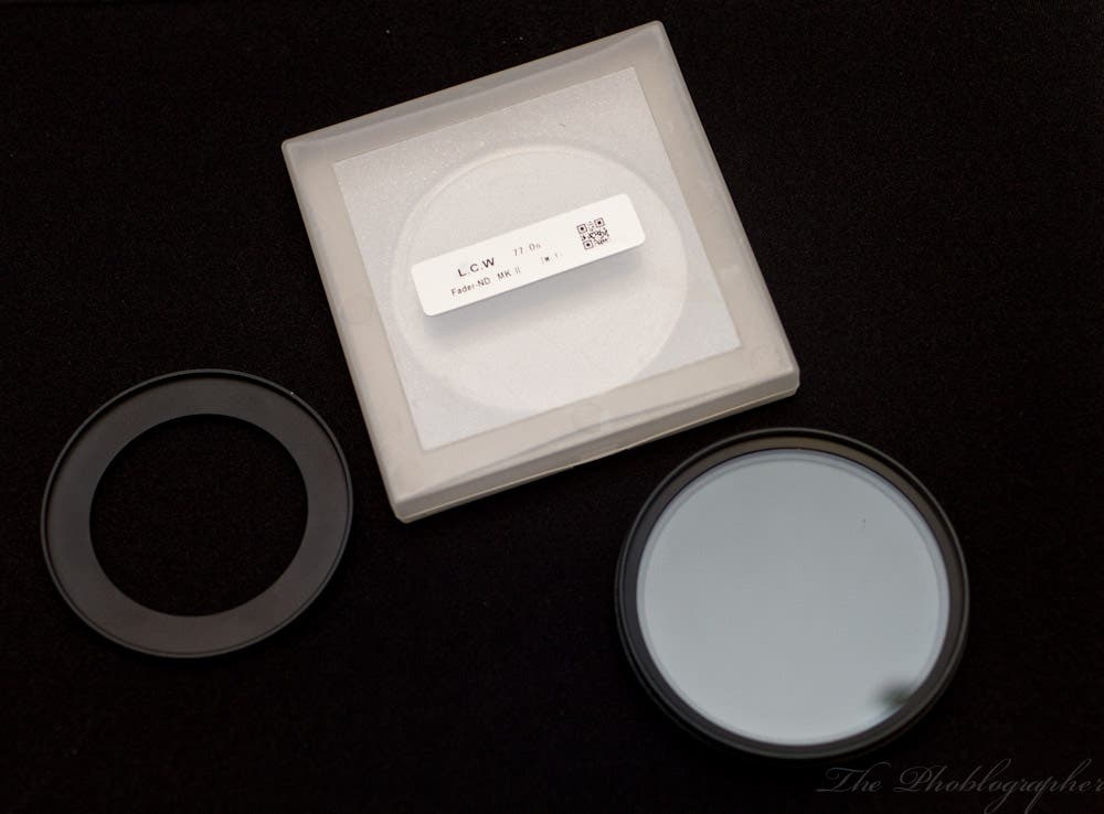 Review: Light Craft Workshop Fader ND Mk II Fading Neutral Density Filter