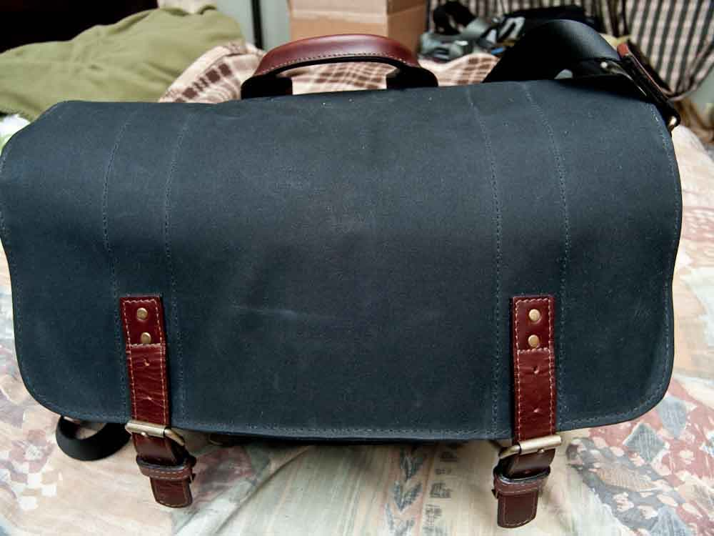 Review: The Ona Union Street Camera Bag