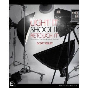 Light It Shoot It Retouch It, A Book Review