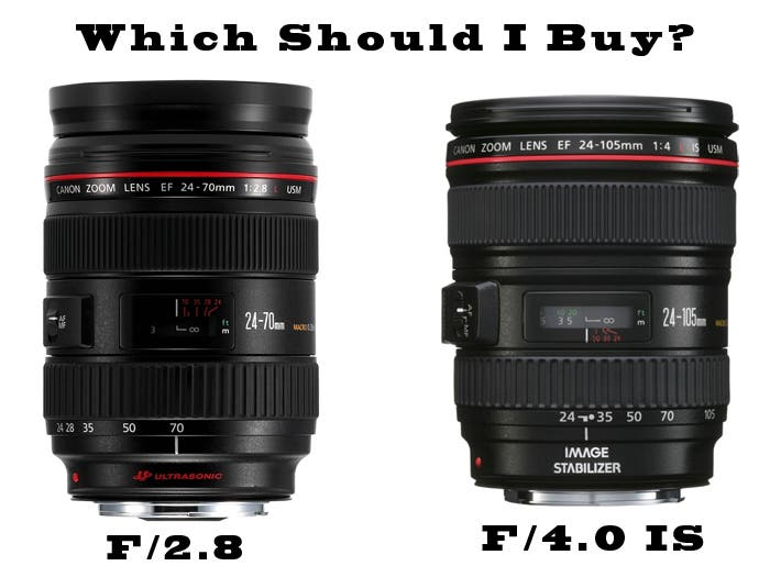 Should I Buy An f/2.8 Or f/4.0 Lens?