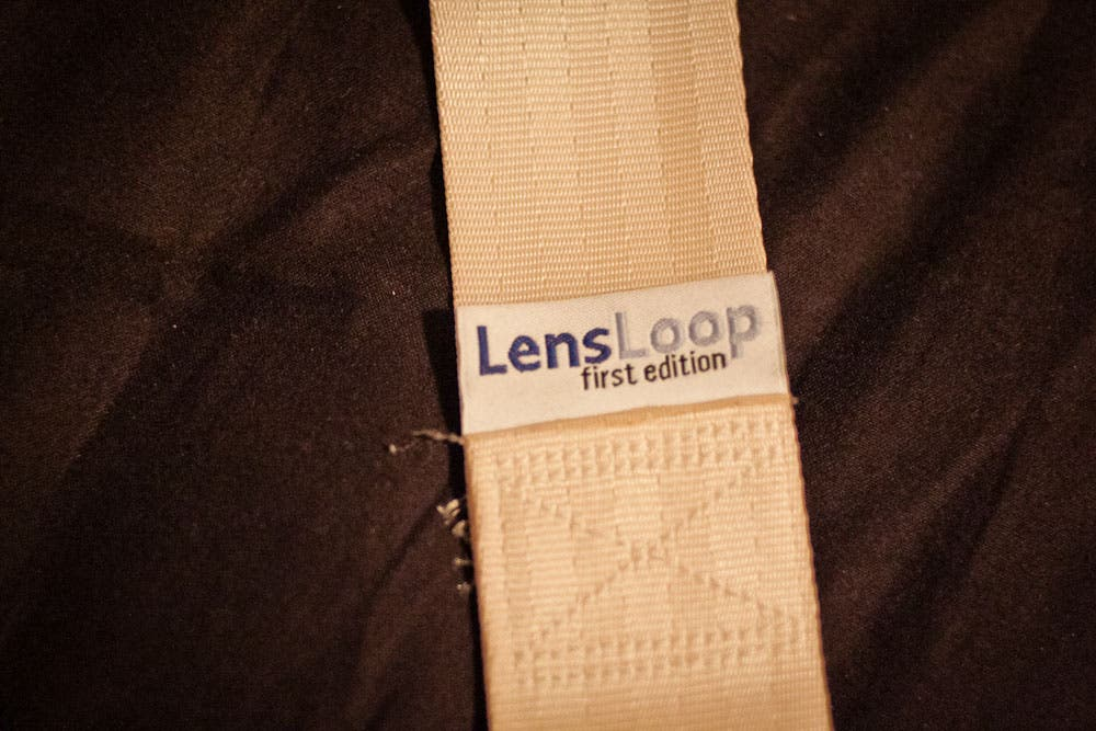 Review: The Lens Loop Camera Strap (Classic XL)