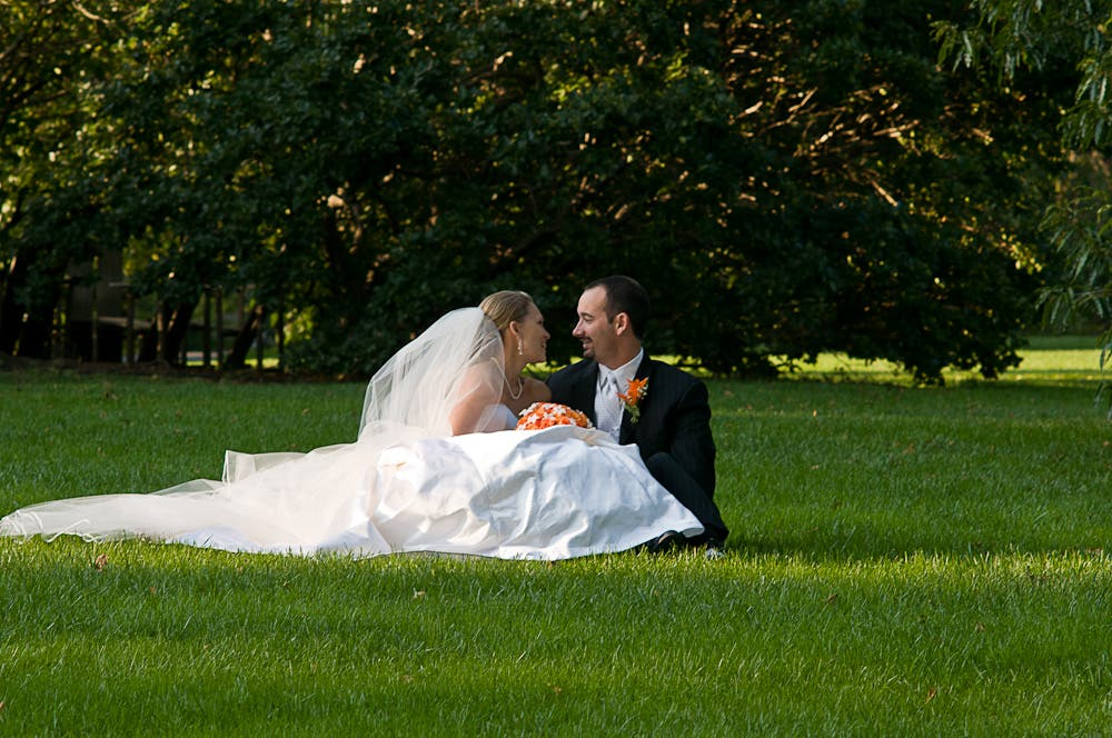 Useful Photography Tip #8: Give the Bride and Groom a Moment to Breathe