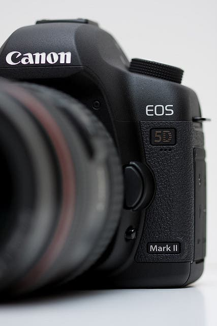 Upgrading Your Canon Camera Body