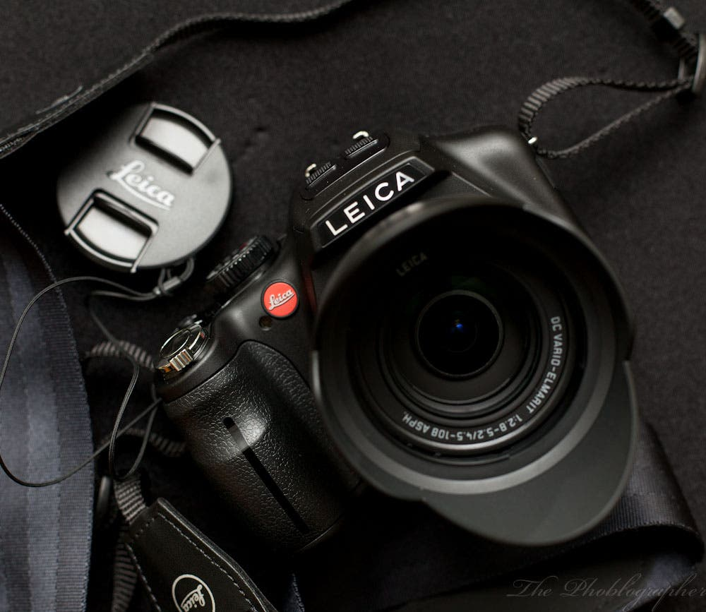 Review: Leica V-LUX 3 (Panasonic FZ-150)
