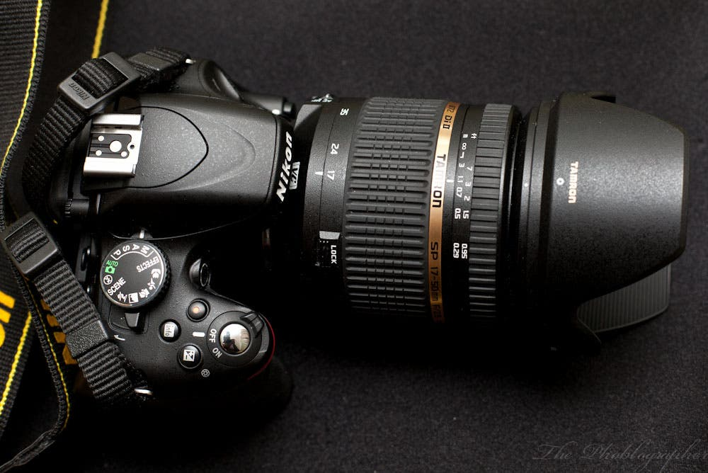 Falling In Love With the Tamron SP AF 17-50mm f2.8 XR Di-II VC LD Aspherical (IF) Lens
