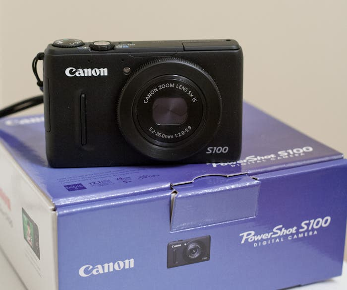 Review: Canon S100
