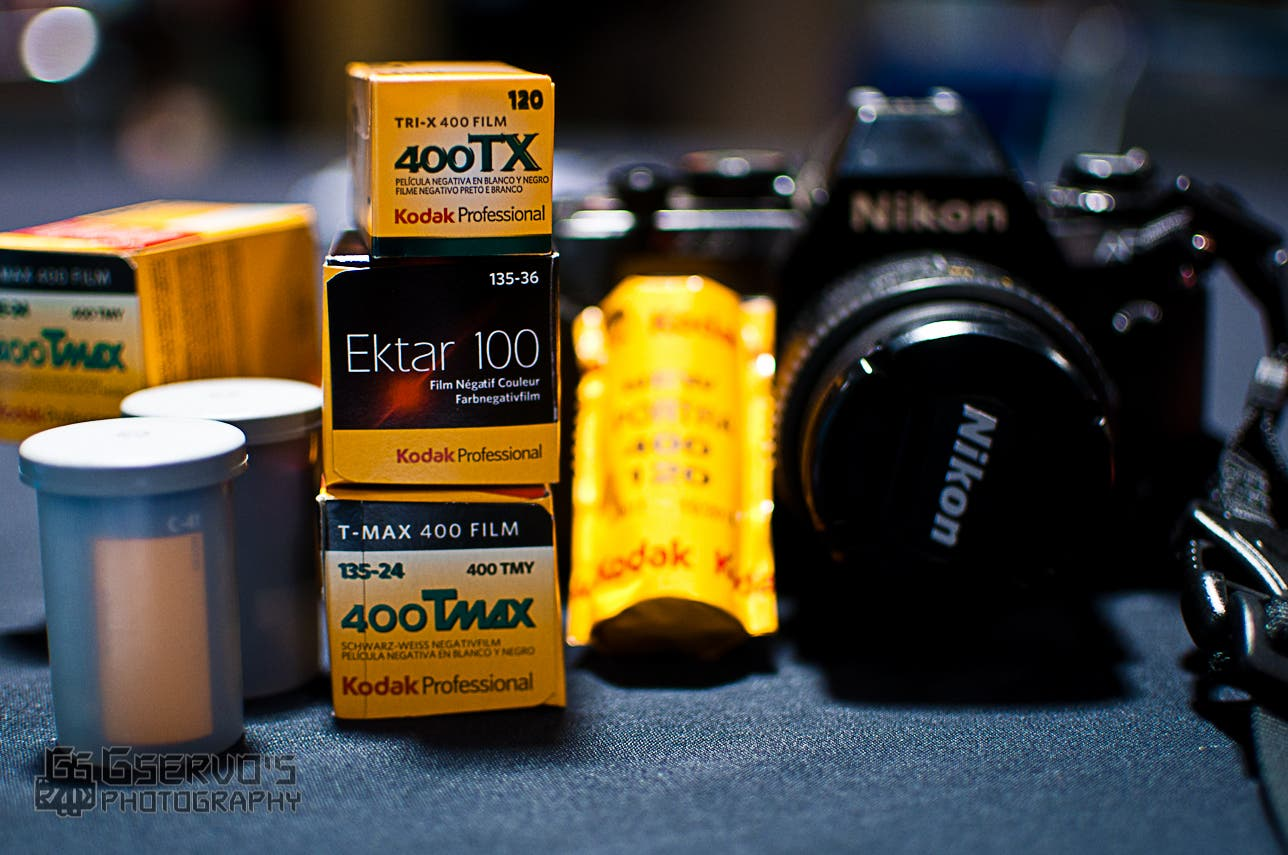 How Shooting Film is Helping Me Improve My Photography