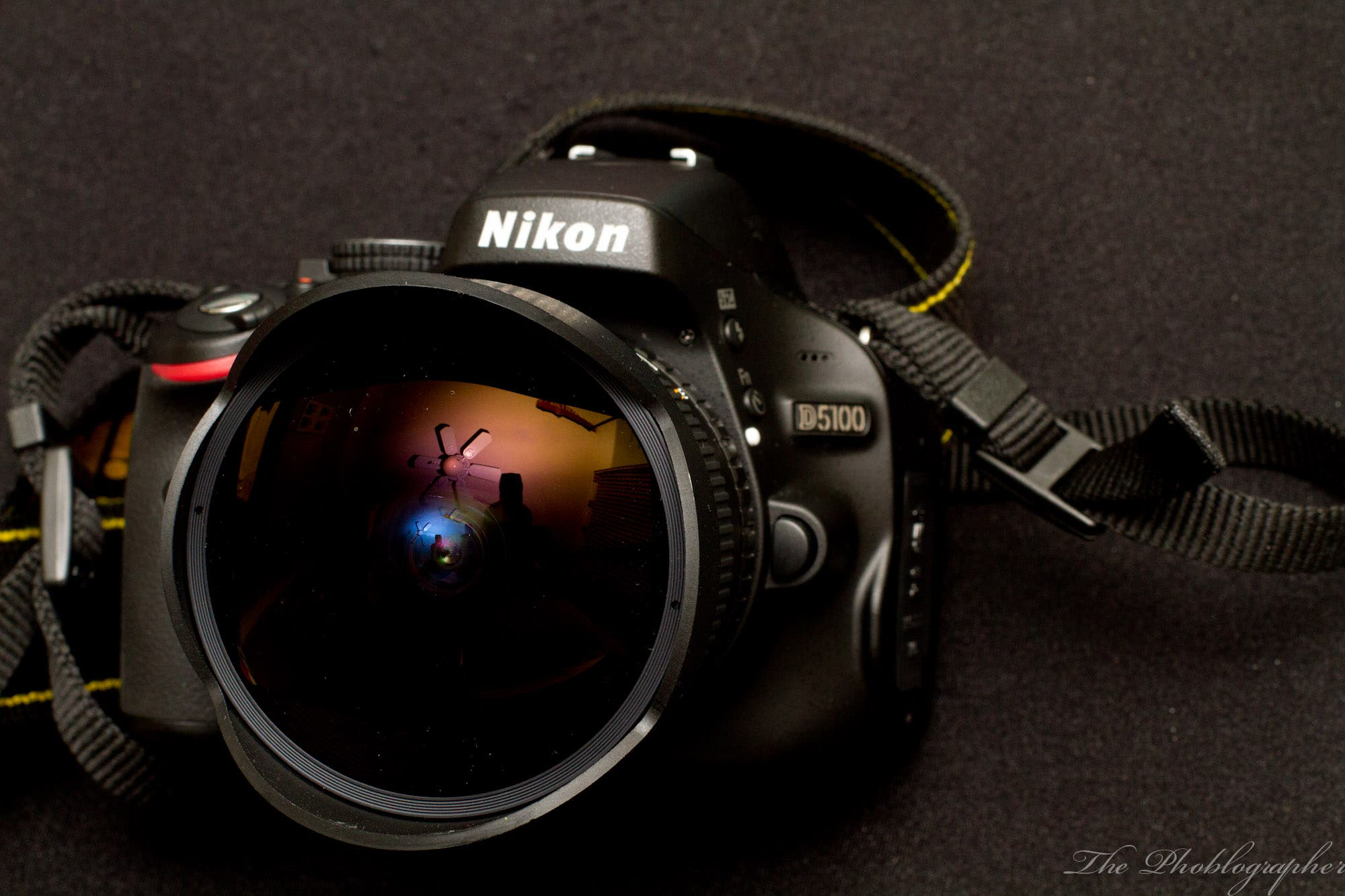 Review rokinon 8mm f3 5 fisheye for nikon the for Fish eye camera