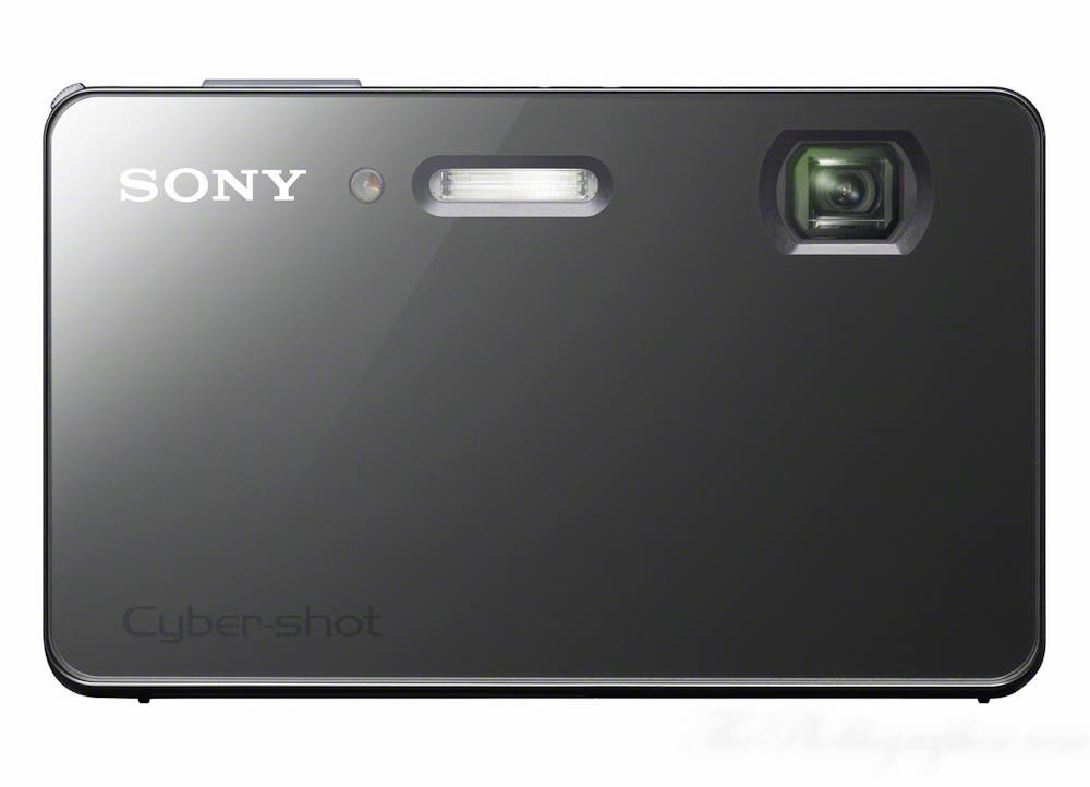 Sony Announces New Point and Shoots with Lots of Megapickels