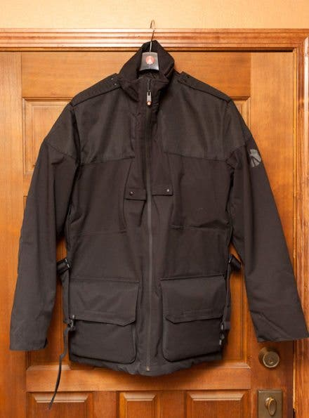 Manfrotto Lino Pro Field Jacket