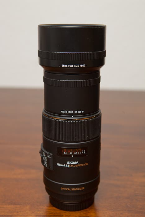 Review Sigma 105mm F 2 8 Ex Dg Os Hsm Macro The