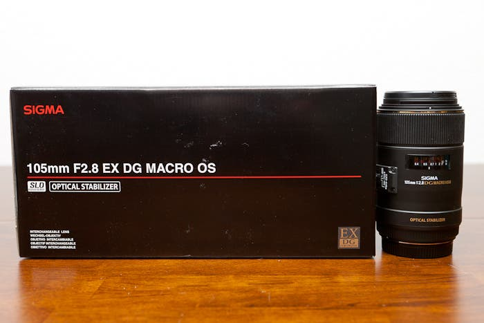 Review: Sigma 105mm f/2.8 EX DG OS HSM Macro
