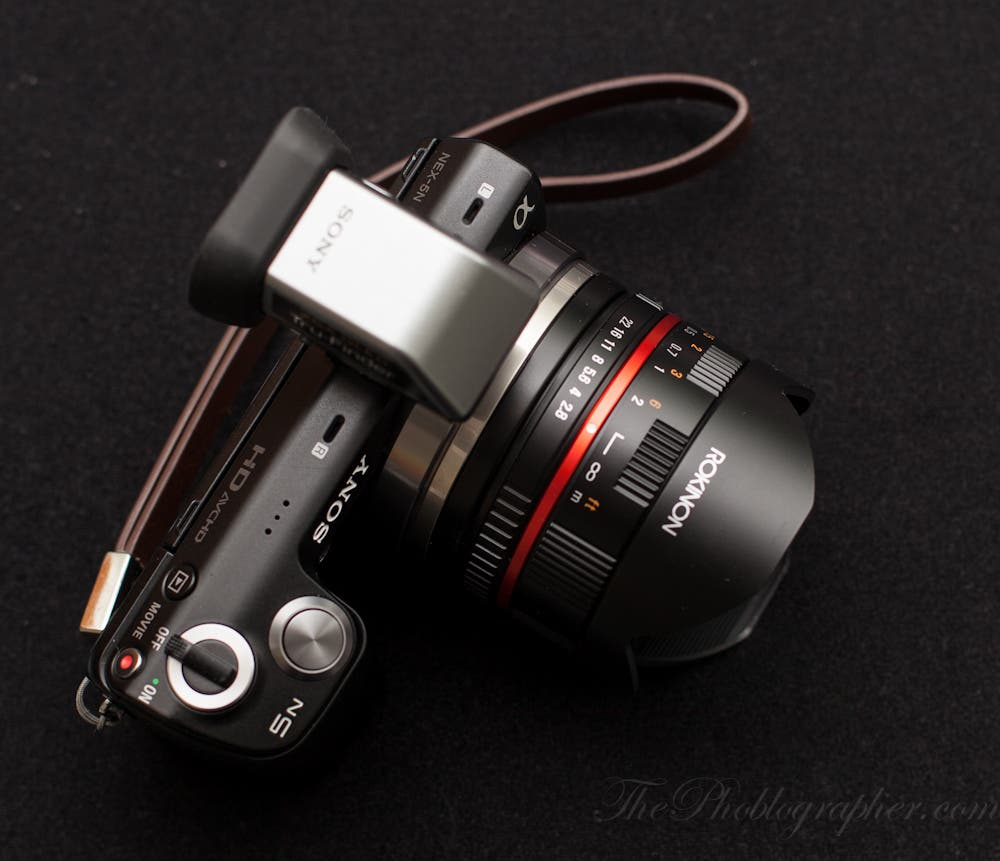 Review: Rokinon 8mm f2.8 Fisheye (Sony NEX)