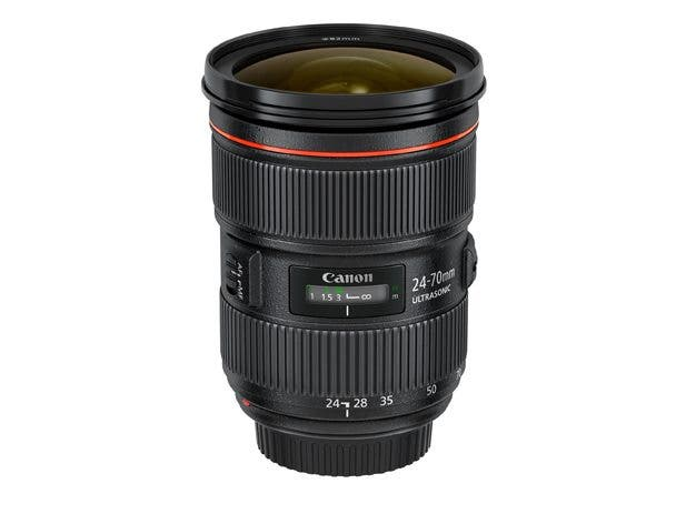 Canon Announces New Lenses