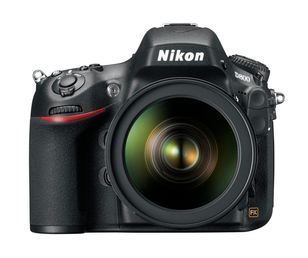 Nikon Announces D800/D800E; Relieves Angry Fanboys' Frustrations