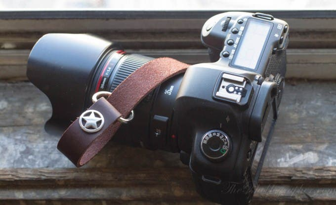 Chris Gampat The Phoblographer HoldFast Gear Camera Leash Wrist Strap (5 of 10)