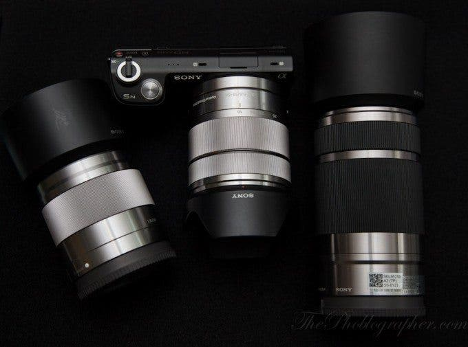 Chris Gampat The Phoblographer Sony NEX 5n review product photos (1 of 5)