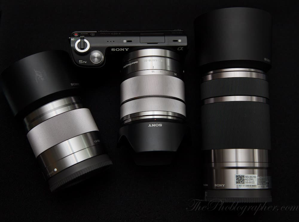 Review: Sony NEX 5n
