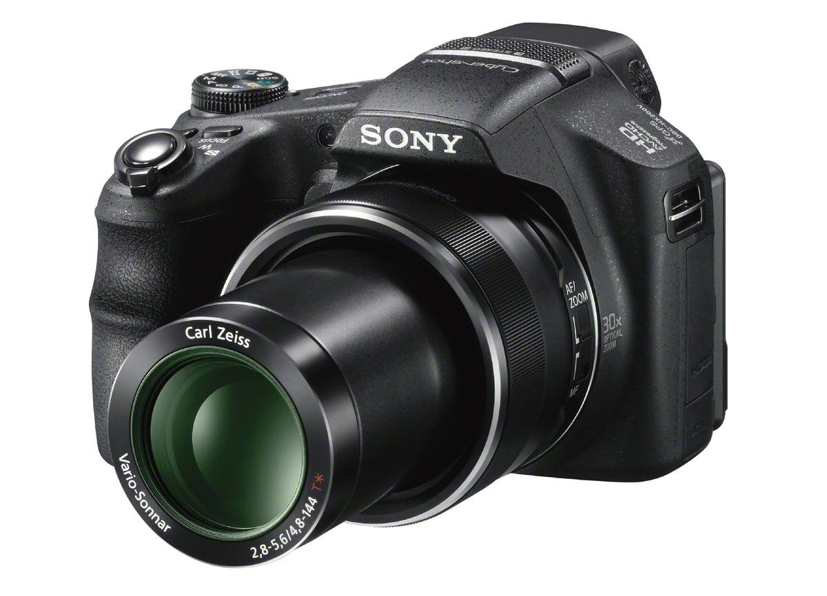 Sony Announces Armada Of New H(X)-, TX- And W(X)-Series Point-And-Shoots