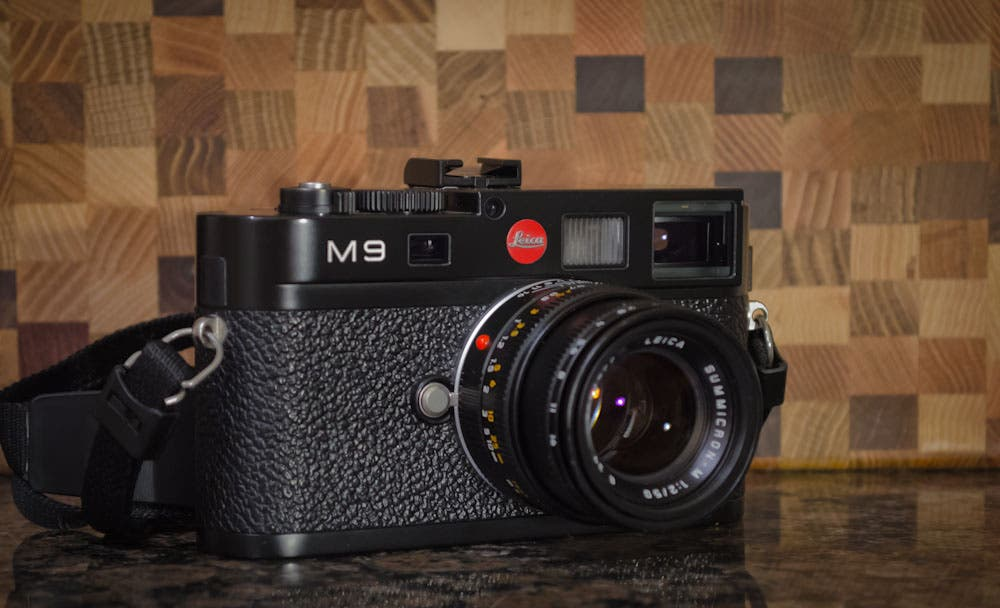A Fuji X100 Shooter's Thoughts on the Leica M9