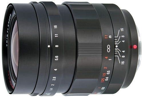 Voigtländer Announces New 17.5mm f/0.95 Lens For Micro Four Thirds (35mm Equivalent)
