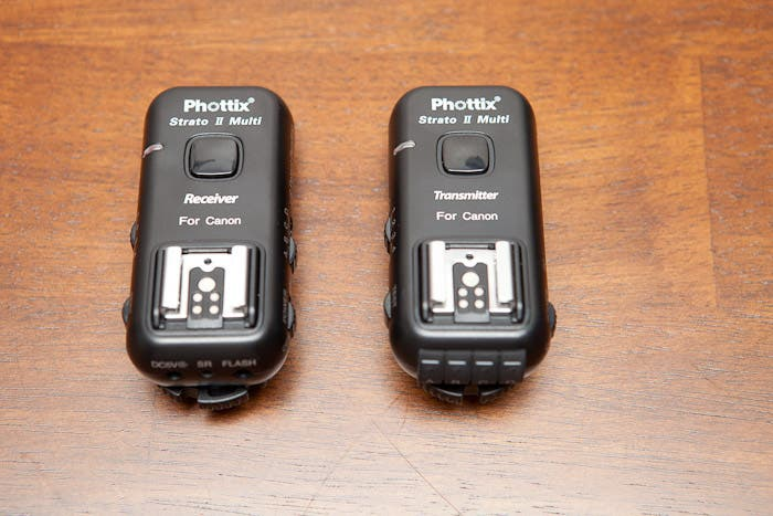 Review: Phottix Strato II Wireless Flash Triggers