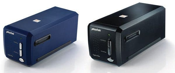 Plustek Announces New OpticFilm 35mm Scanners With SilverFast 8