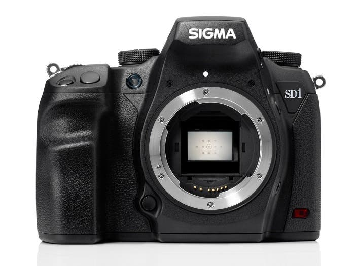 Sigma Puts DP-series on Steroids, Re-brands and Re-prices SD1