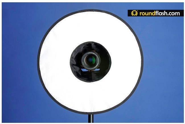 Review: RoundFlash Ring Flash Light Attachment