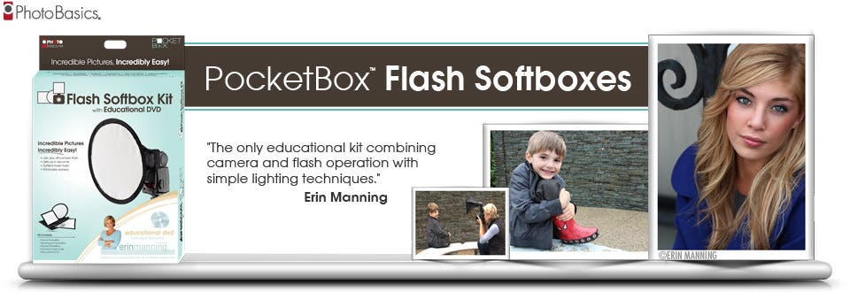 Westcott Introduces the PocketBox Educational Flash Kit