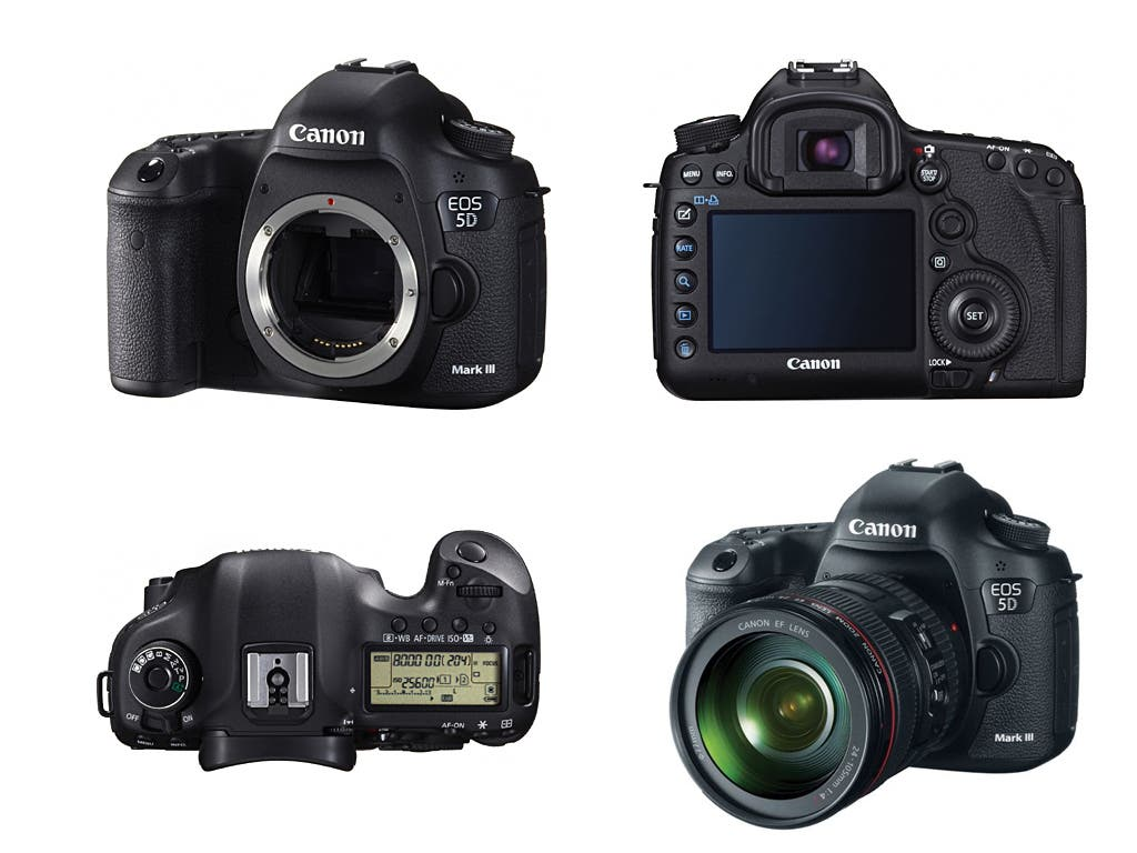 The Fact That the Canon 5D Mk III (Body Only) and 40mm f2.8 EF Are In Stock Marks Man's Finest Hour