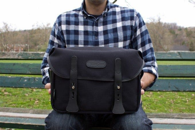 Chris Gampat The Phoblographer Billingham f1.4 camera bag review (12 of 14)