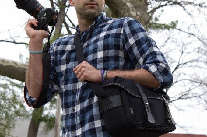 Chris Gampat The Phoblographer Billingham f1.4 camera bag review (2 of 14)