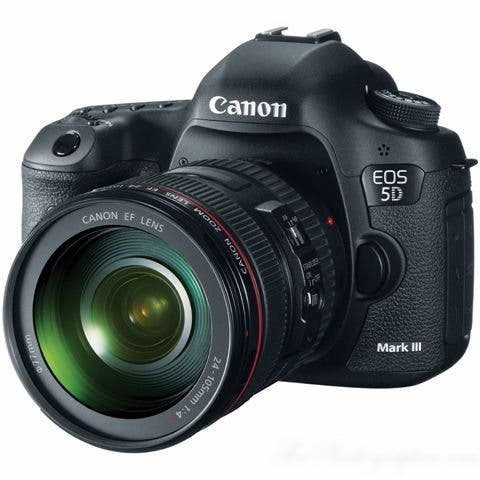 Nevercenter (Creators of Camerabag 2) Is Giving Away a Canon 5D Mk III