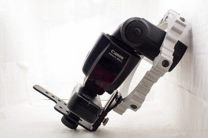 Chris Gampat The Phoblographer Chimera Speedring with Softbox for Speedlites review (6 of 9)