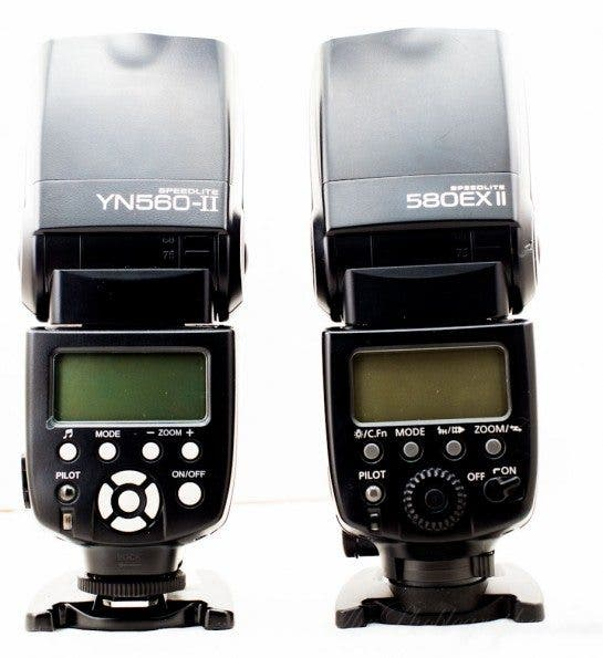 Chris Gampat The Phoblographer Yongnuo 560 EX II flash product photos (10 of 11)
